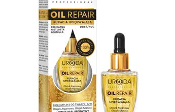 Θεραπεία για Πρόσωπο/Λαιμό-Υαλουρονικό Οξύ Uroda Oil Repair 10ml