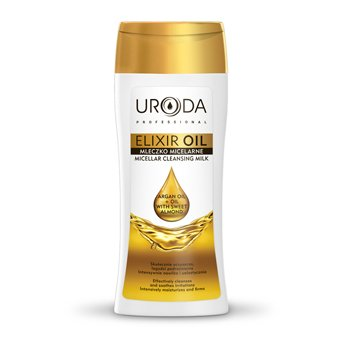 Uroda Elixir Oil Micellar Cleansing Milk Ντεμακιγιάζ 200ml