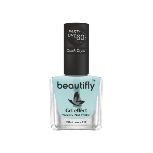 Beautifly Weekly Dry Top Coat 20ml
