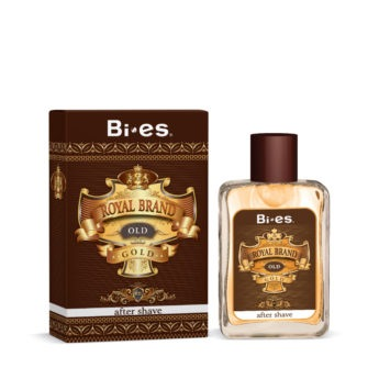 after shave royal brand gold