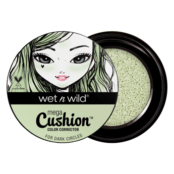 Mega Cushion Color Corrector for Redness