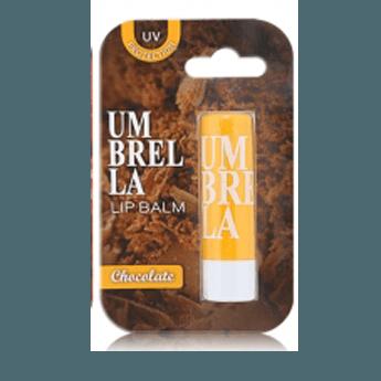 umbrela chocolate lip balm