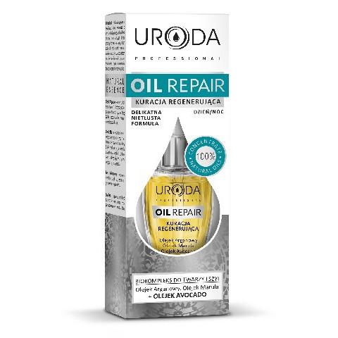 Uroda Oil Repair Θεραπεία για Πρόσωπο/Λαιμό - Avocado oil 10ml