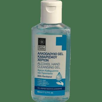 bodyfarm αντισηπτικό gel