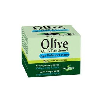 Herbolive Αντιγηραντική Κρέμα Προσώπου Ημέρας