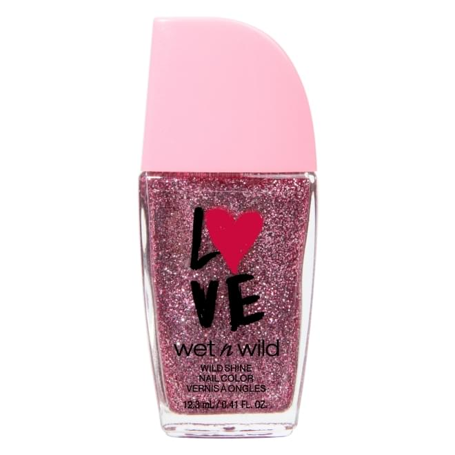 Wild Shine Nail Color – Sparked – Wild About You Collection
